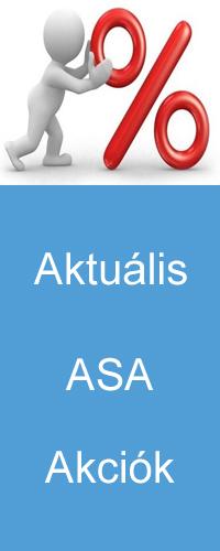 ASA Akciók